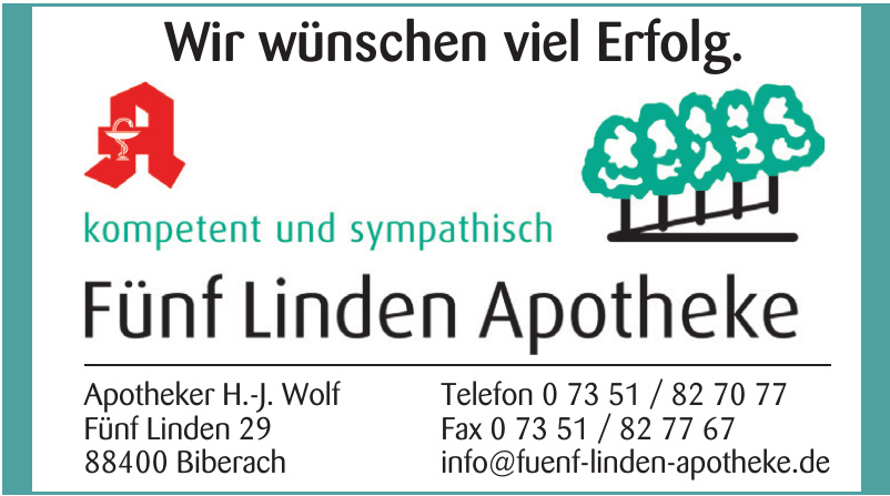 Apotheker H.-J. Wolf