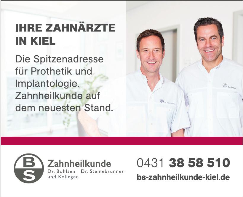 BS Zahnheilkunde
