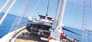 Eine Seefahrt, die ist lustig... und vor allem unglaublich entspannend. Möglichkeiten für eine Schiffsoder Bootstour auf der Ostsee gibt es viele.