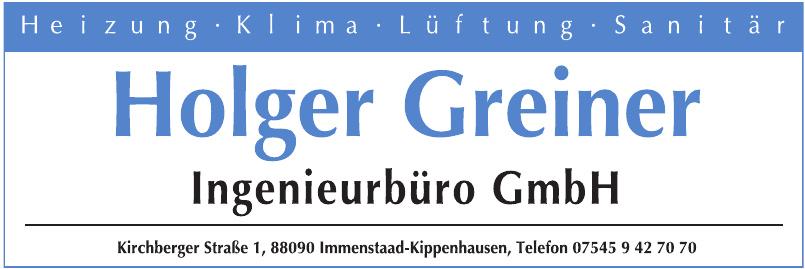 Holger Greiner Ingenieurbüro GmbH