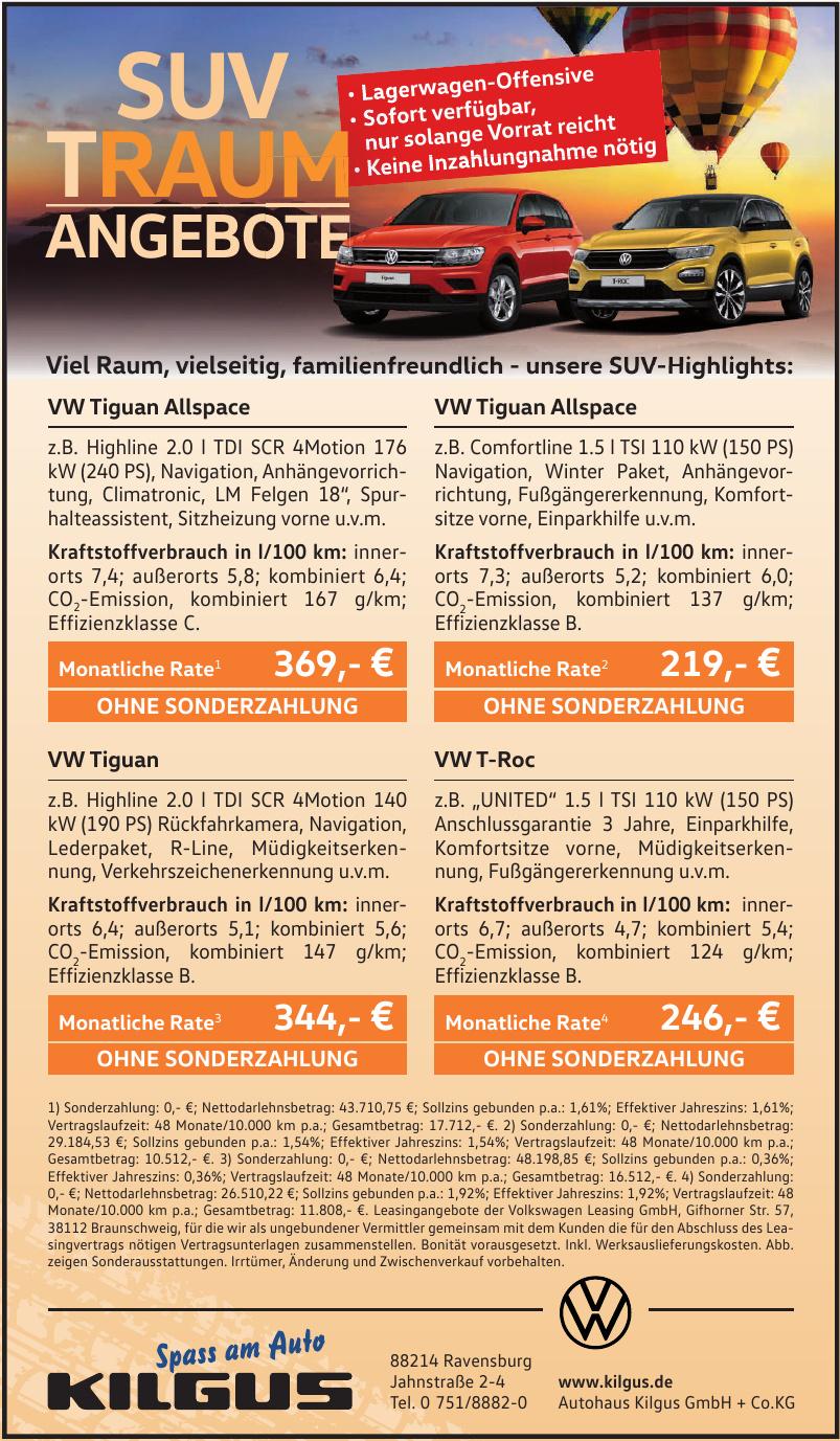 Autohaus Kilgus GmbH + Co.KG