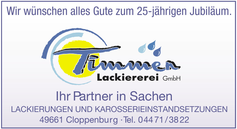 Lackiererei Timmen GmbH