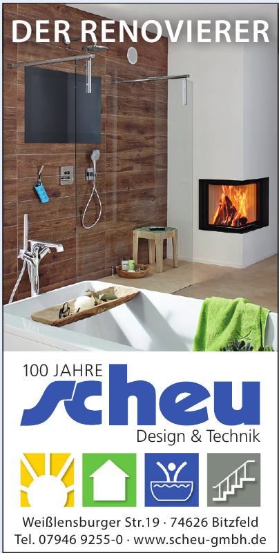 Scheu GmbH