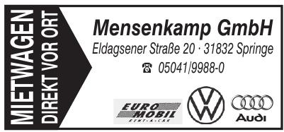Mensenkamp GmbH