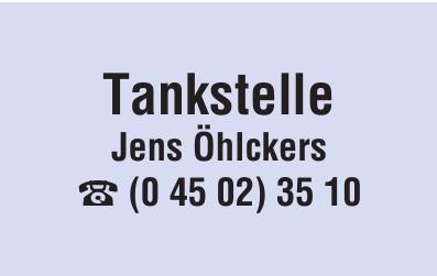 Tankstelle Jens Öhlckers