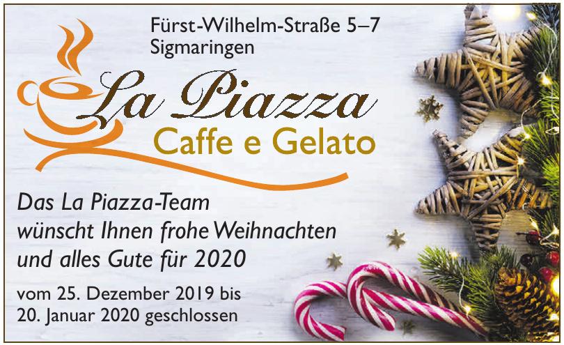La Piazza Caffe e Gelato