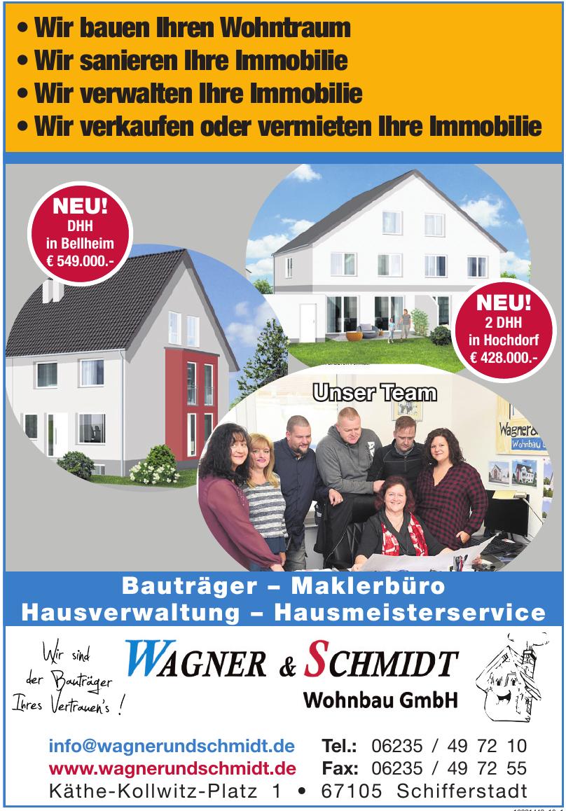 Wagner & Schmidt Wohnbau GmbH