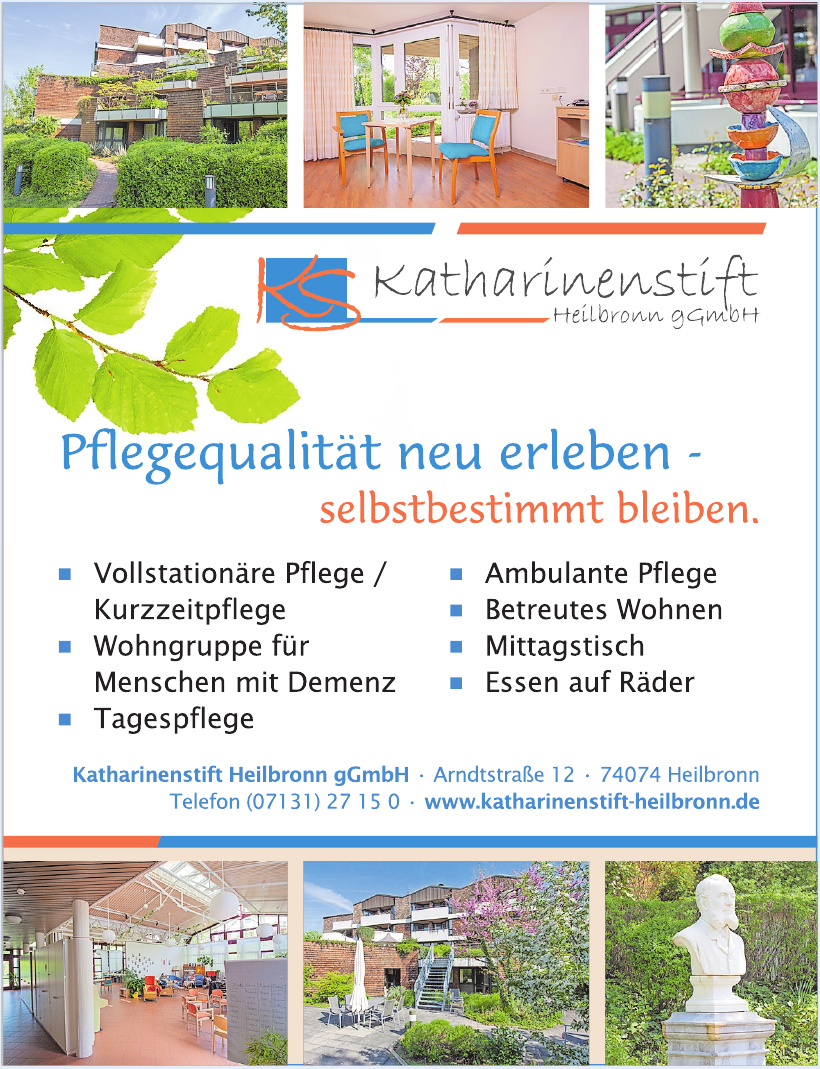 Katharinenstift Heilbronn GmbH
