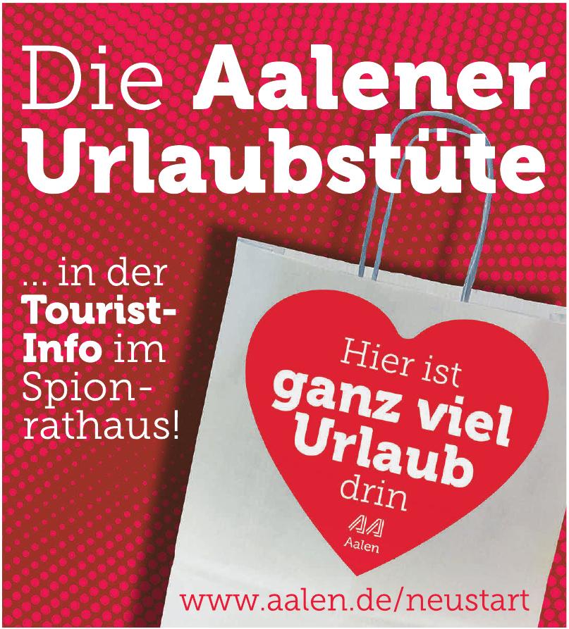 Tourist-Info Aalen