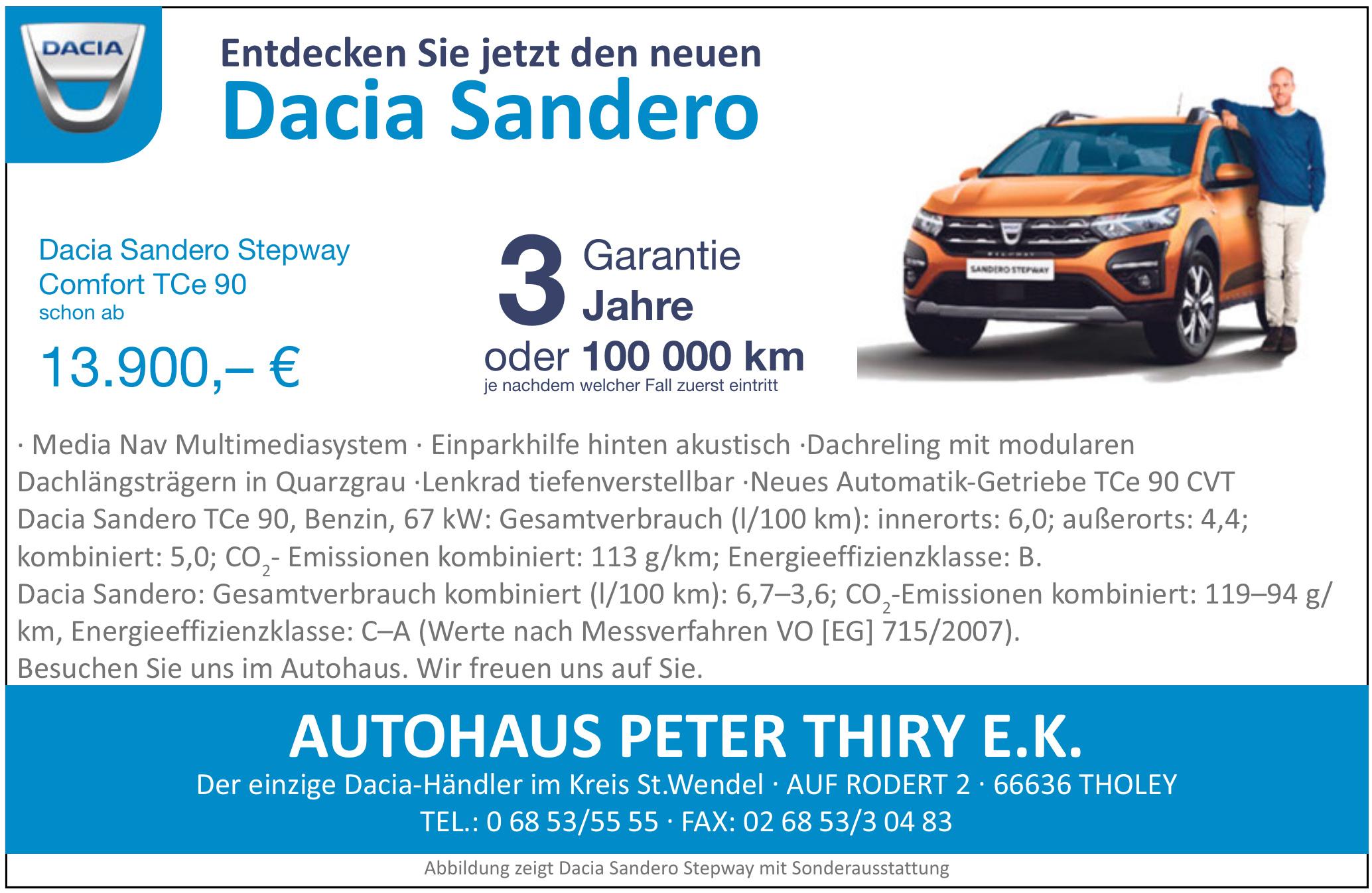 Autohaus Peter Thiry e.K.