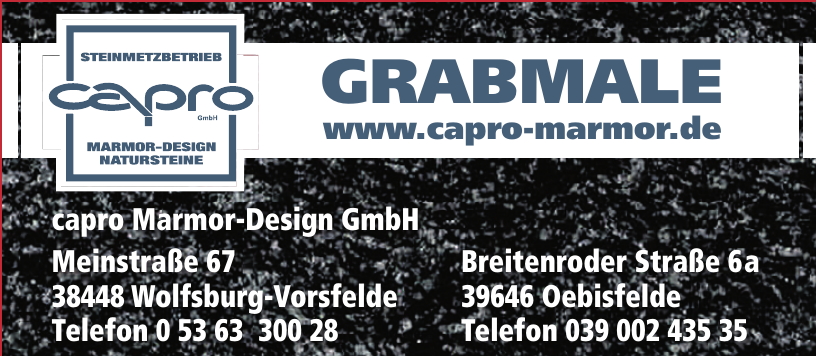 capro Marmor-Design GmbH