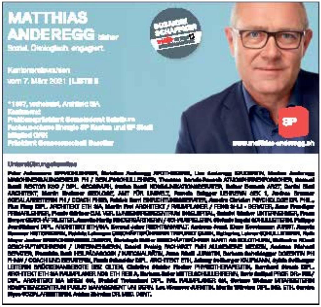 SP Matthias Anderegg