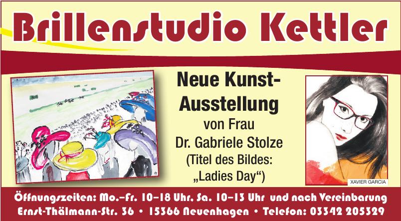 Brilenstudio Kettler