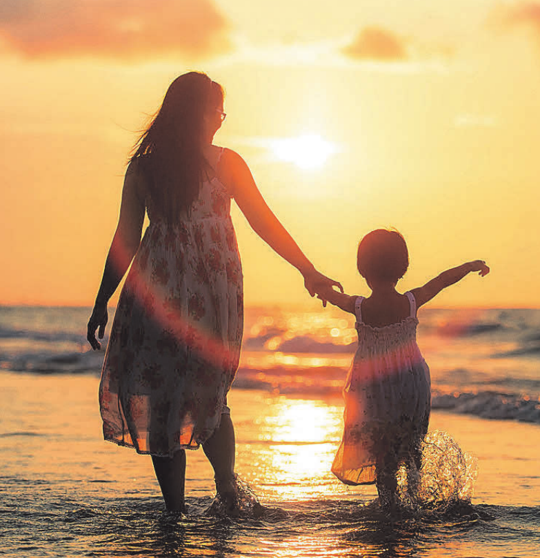 Eltern wollen sichergehen, dass das Kind auch ohne sie eine gute Zukunft hat. Foto: Pixabay.deelfer
