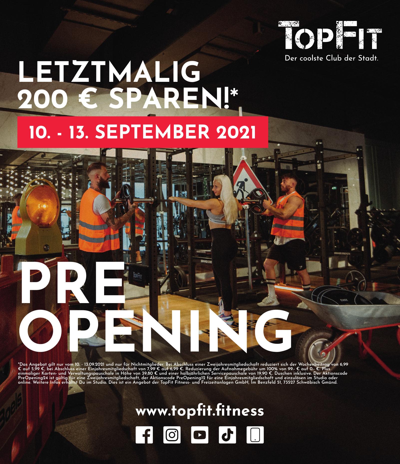 TopFit Fitness- und Freizeitanlagen GmbH