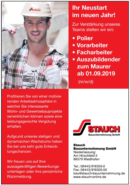 Stauch Bauunternehmung GmbH