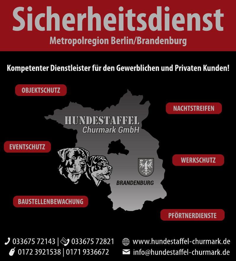 Hundestaffel Churmark GmbH