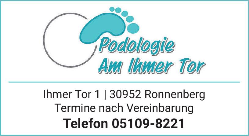 Podologie Am Ihmer Tor