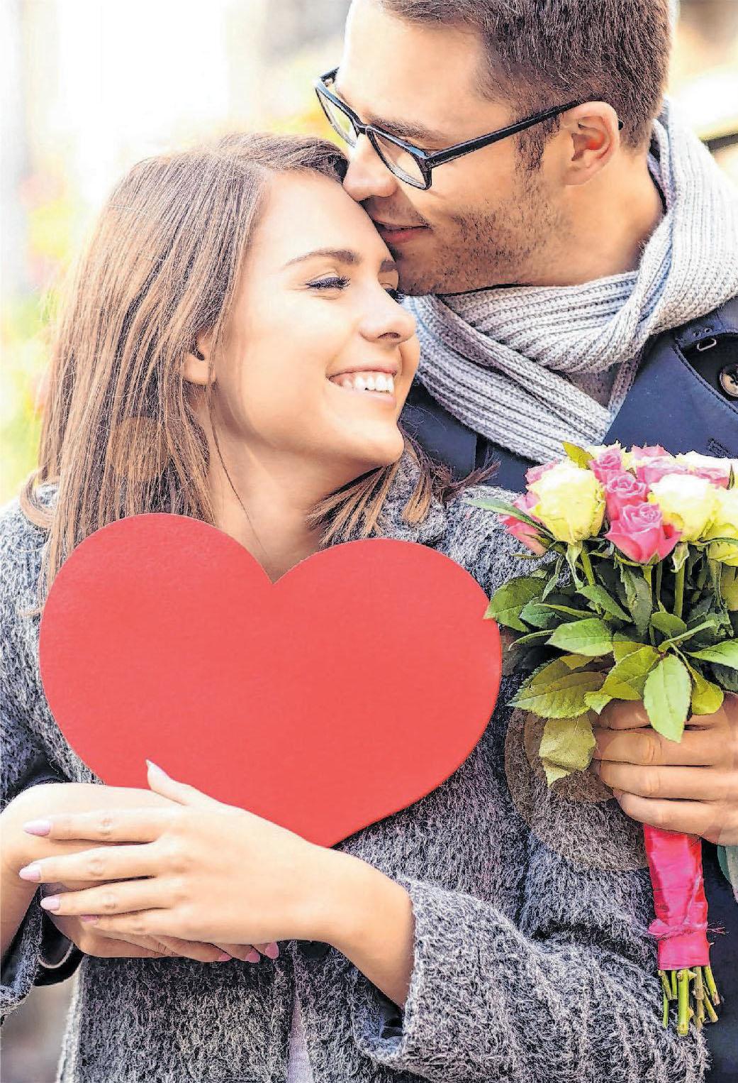 Love is in the Air: Für viele Paare ist der Valentinstag der Tag der Zweisamkeit. Foto: Kamil Macniak/Shutterstock.com