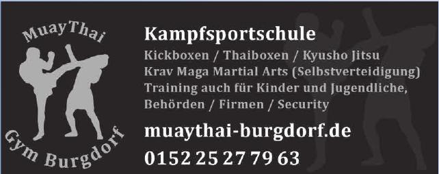 Kampfsportschule