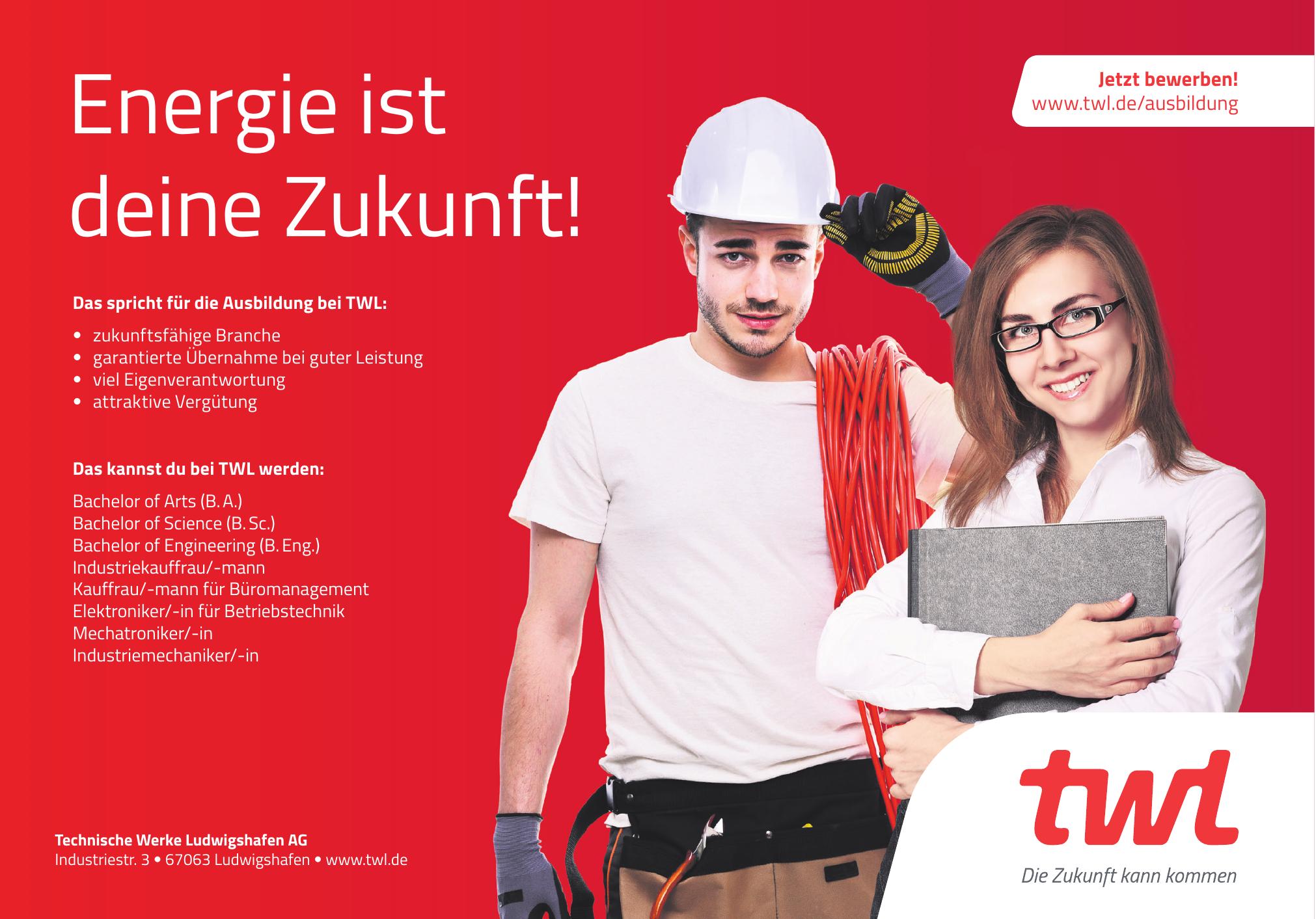 Technische Werke Ludwigshafen AG