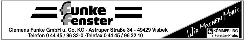 Clemens Funke GmbH u. Co. KG