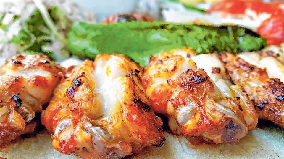 Nicht nur der Döner wird gern gegessen - die türkische Küche ist sehr vielfältig.