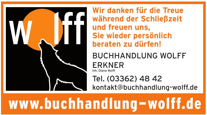 Buchhandlung Wolff Erkner