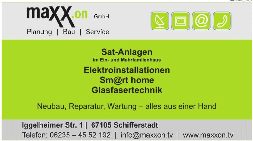 Maxx.on GmbH