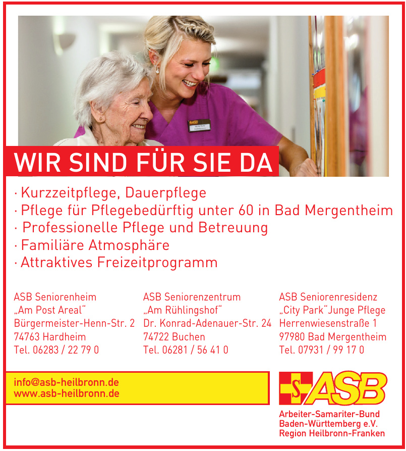 "ASB Seniorenheim ""Am Post Areal"""