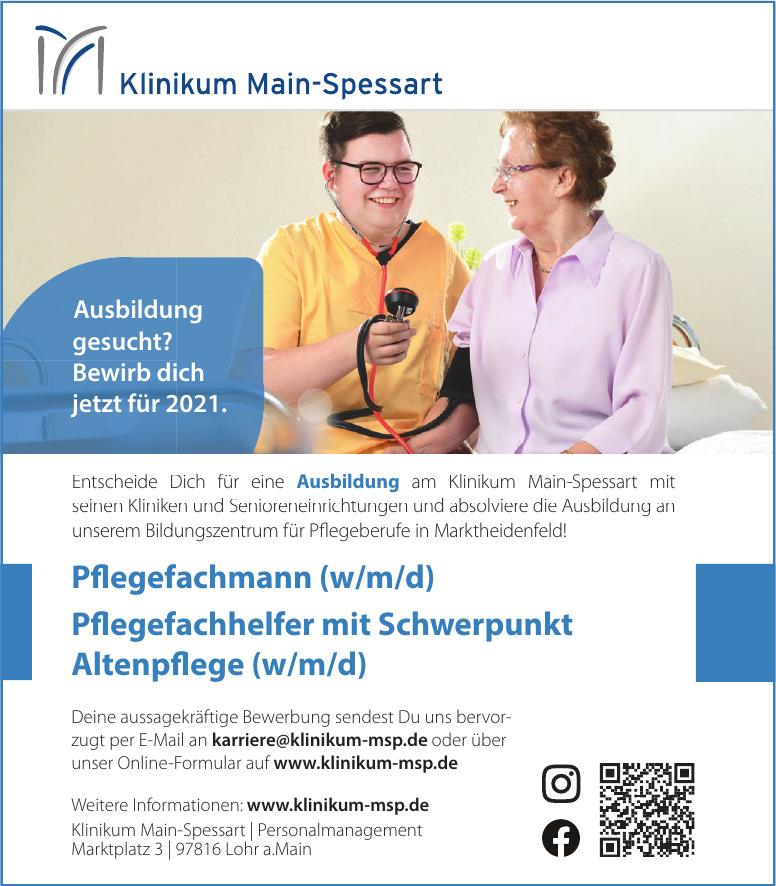 Klinikum Main-Spessart
