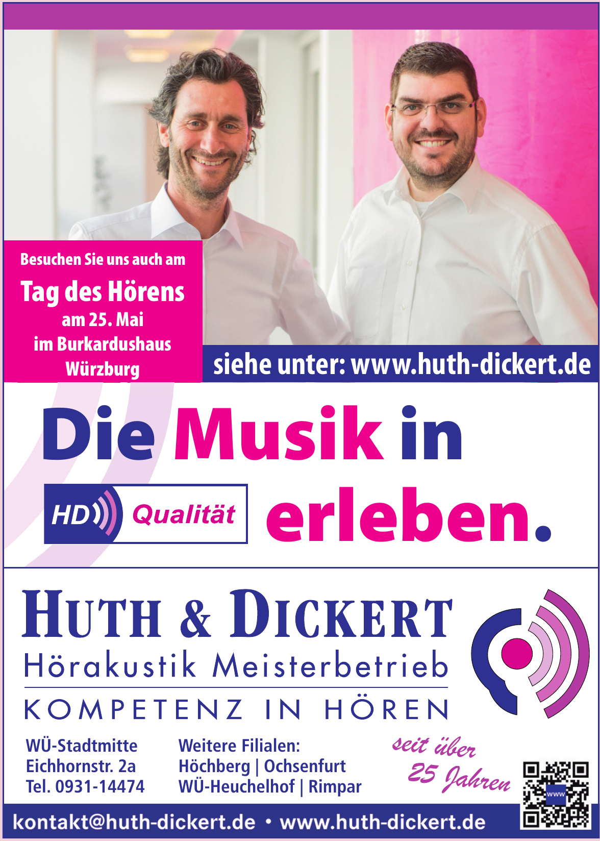 Huth & Dickert Hörgeräte Meisterbetrieb GmbH