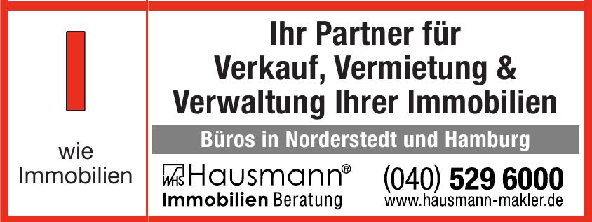 Hausmann Immobilien Beratung