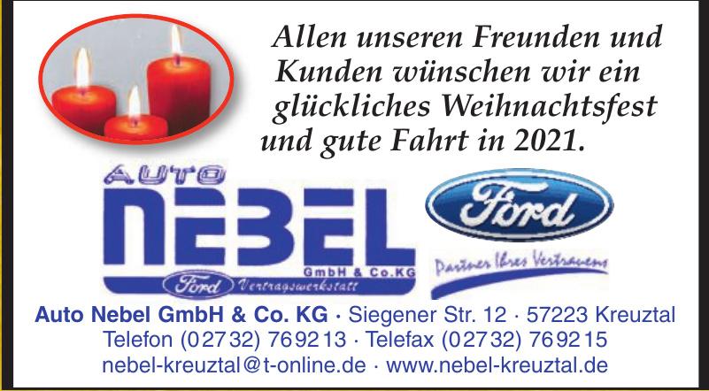 Auto Nebel GmbH & Co. KG
