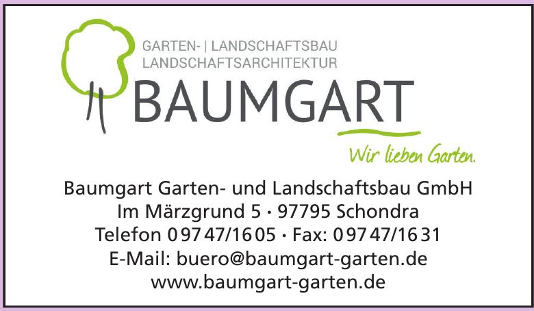 Baumgart Garten- und Landschaftsbau GmbH