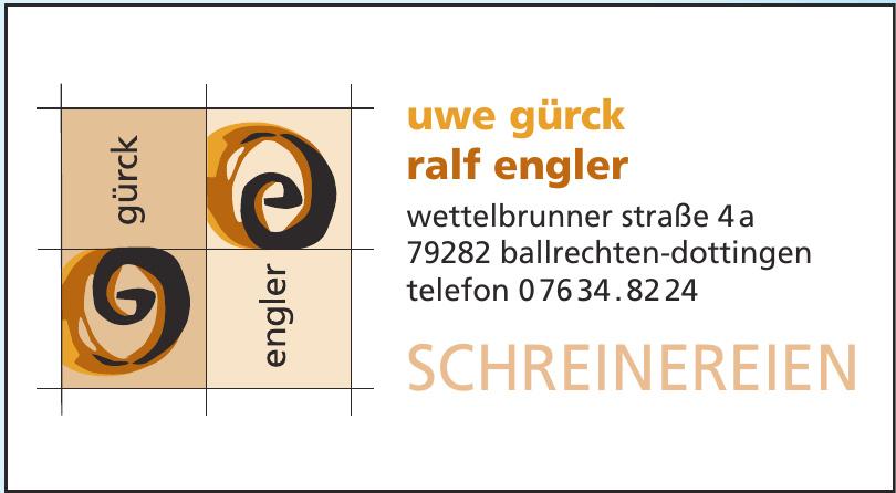 Uwe Gürck Ralf Engler