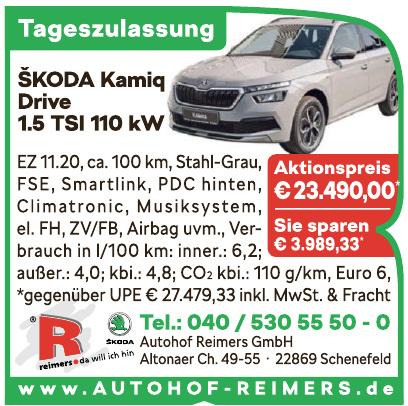 Autohof Reimers GmbH
