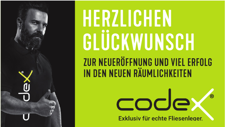 codex x