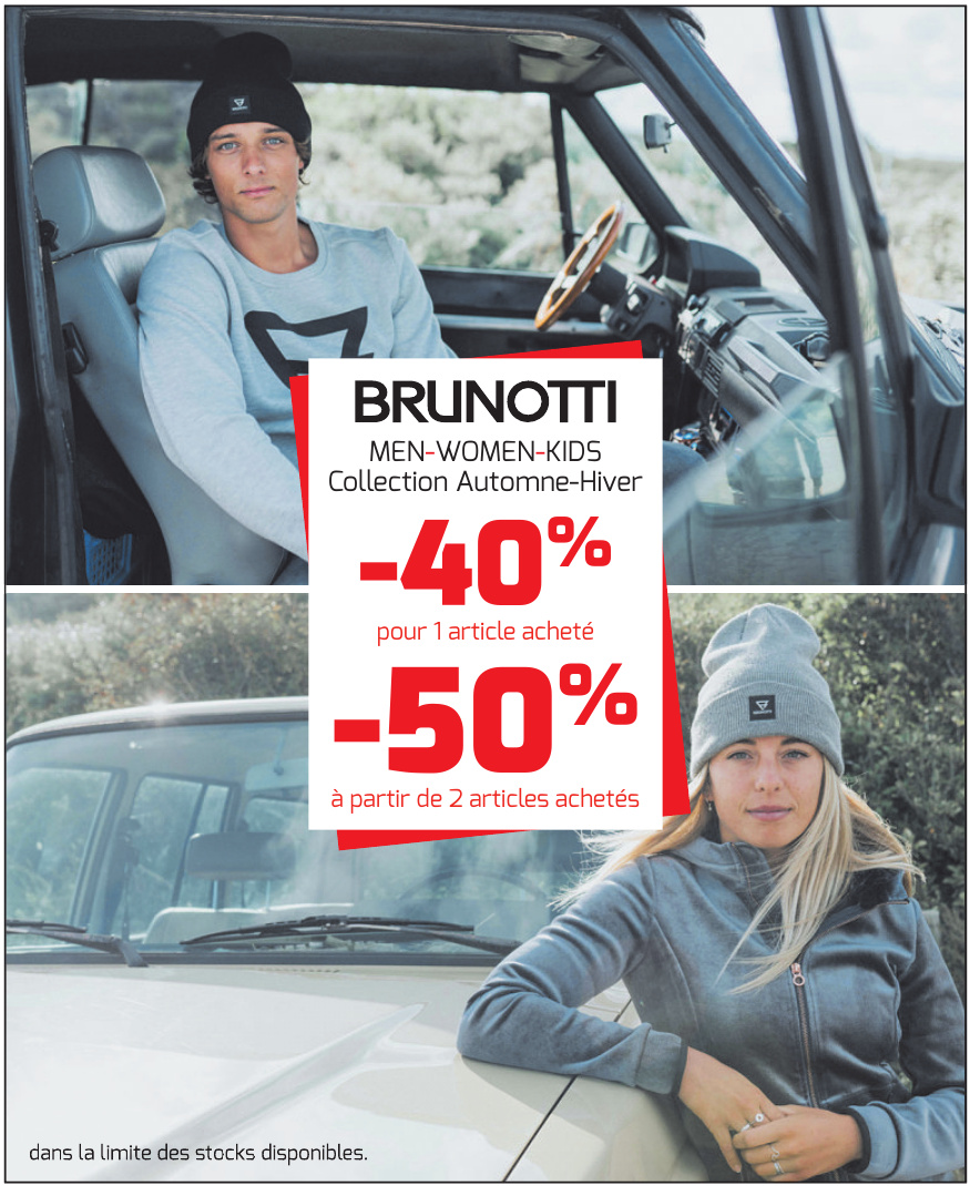 Brunotti - men - women - kids