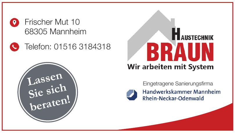 Haustechnik Braun