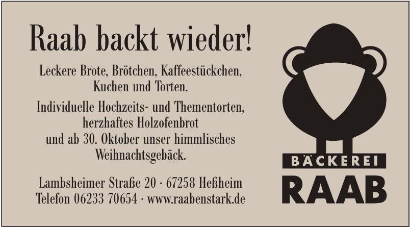Bäckerei Raab