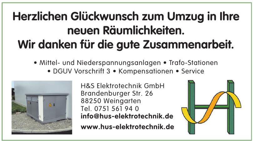 H&S Elektrotechnik GmbH