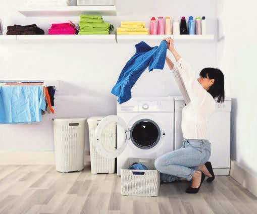 Bis zu 100 Euro Zuschuss gibt es für den neuen Wäschetrockner. Foto:Andrey Popov - stock.adobe.com
