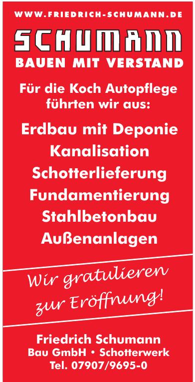 Friedrich Schumann Bau GmbH