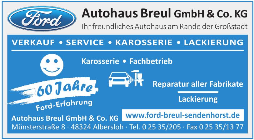 Autohaus Breul GmbH + Co. KG