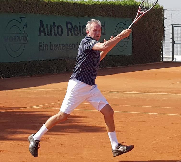 Dimitri Poliakov, Sasels Nr. 1, zeigte, warum er im letzten Jahr Weltmeister wurde.