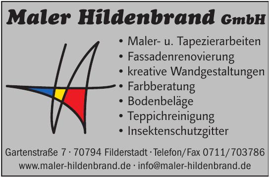 Maler Hildenbrand GmbH