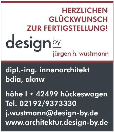 Design by Jürgen H. Wustmann