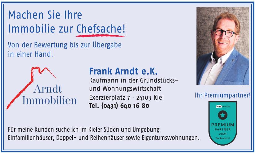 Frank Arndt e. K.