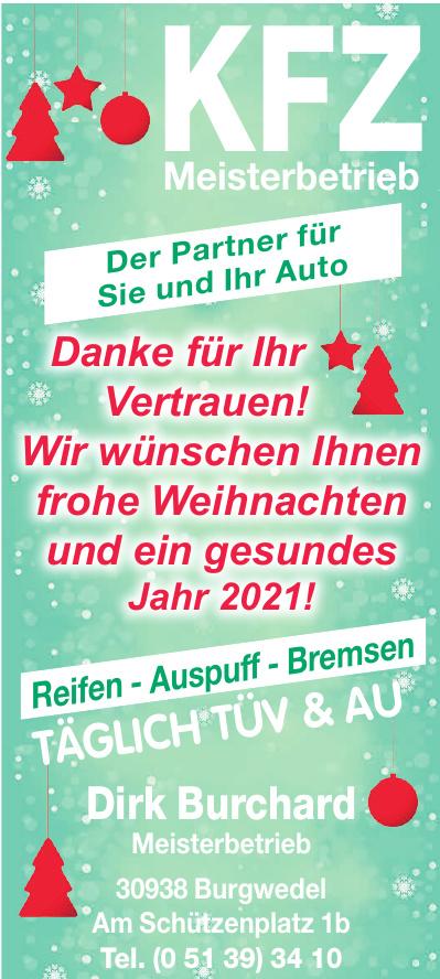 KFZ Meisterbetrieb Dirk Burchard